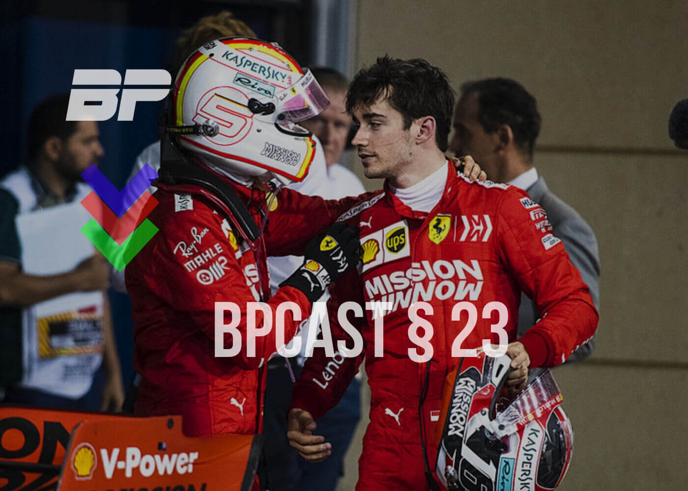 Foto de BPCast § 23 | Review GP do Bahrein de 2019