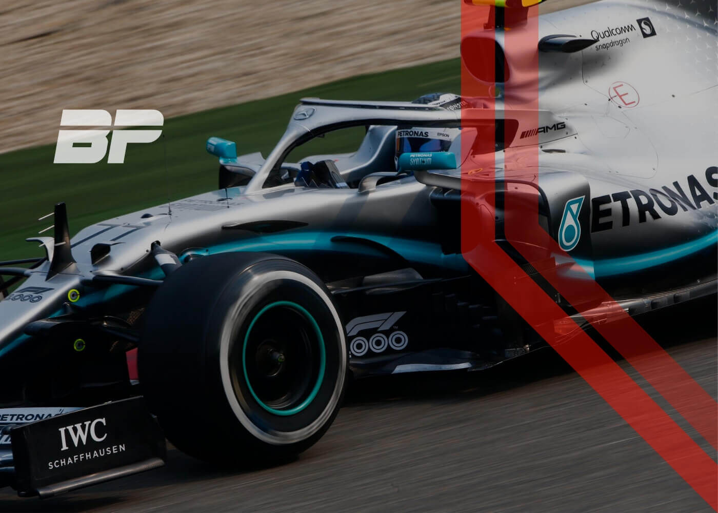 Foto de Classificação China – Valtteri Bottas conquista pole da corrida 1000 da Fórmula 1