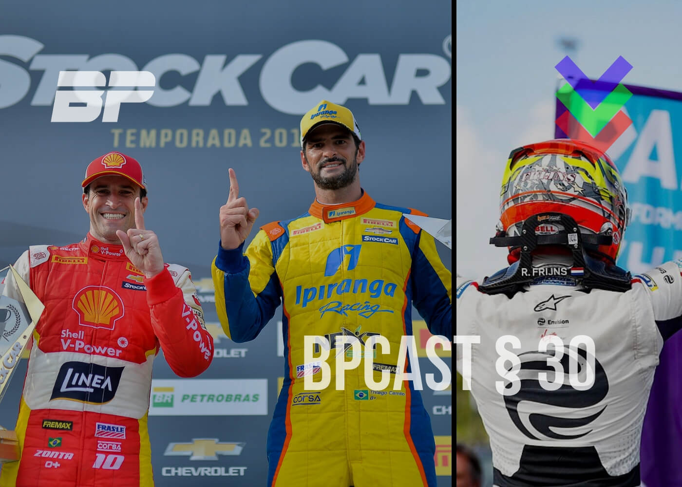 Foto de BPCast § 30 | Review do e-Prix de Paris e da etapa do Velo Città da Stock Car