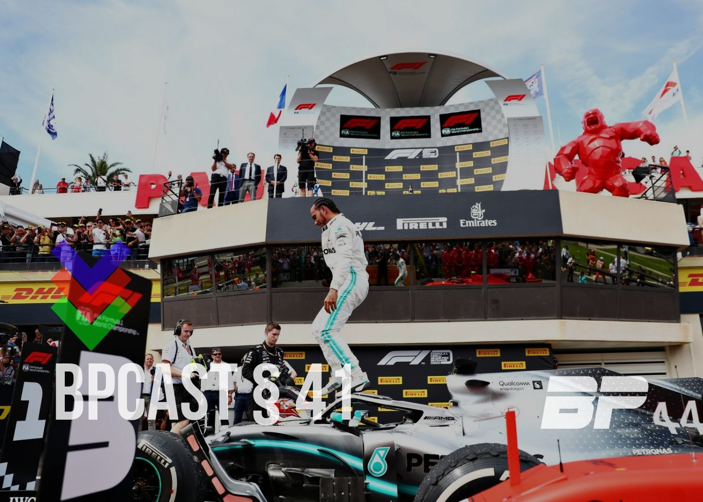 Foto de BPCast § 41 | Review do GP da França de Fórmula 1