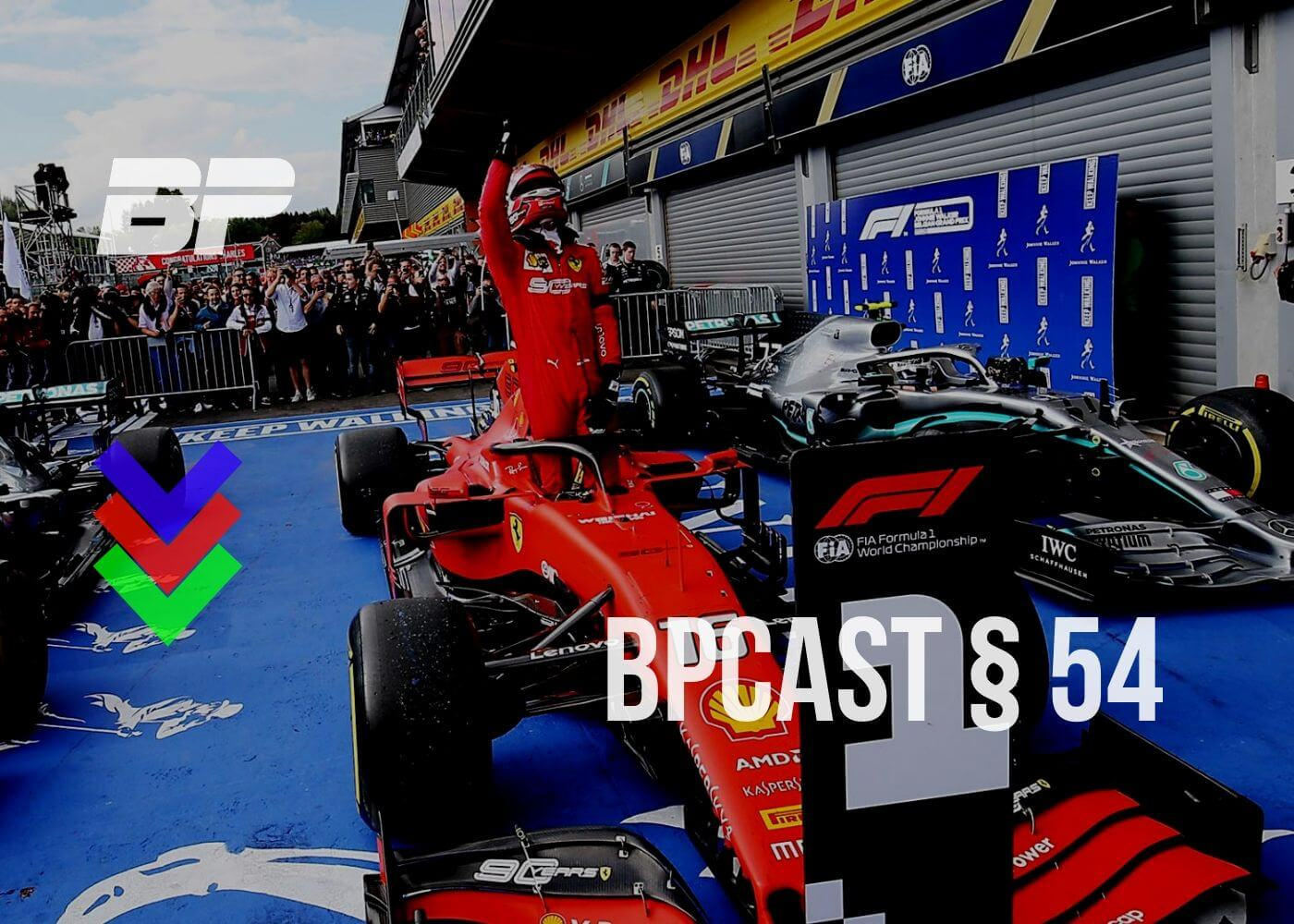 Foto de BPCast § 54 | Review do GP da Bélgica da F1