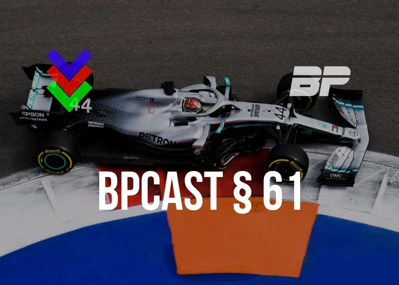 Foto de BPCast § 61 | Review do GP da Rússia de Fórmula 1