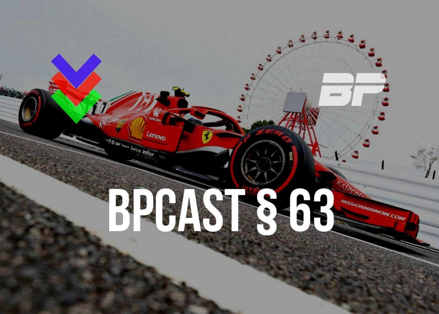 Foto de BPCast § 63 | Preview do GP do Japão de Fórmula 1
