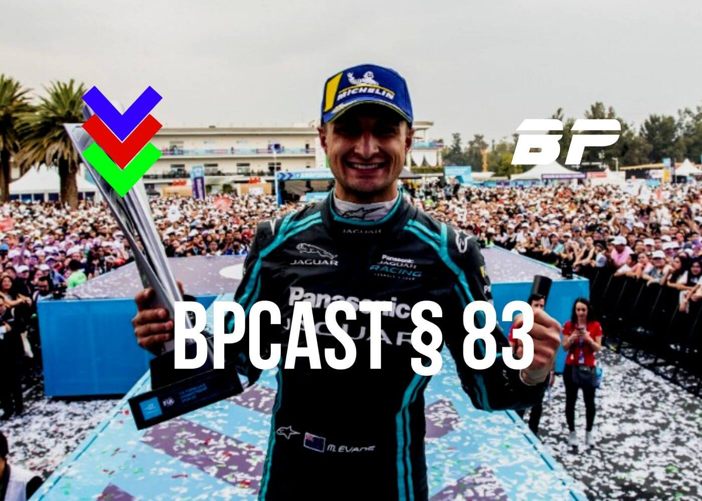 Foto de BPCast § 83 | Review do Eprix da Cidade do México da Fórmula E