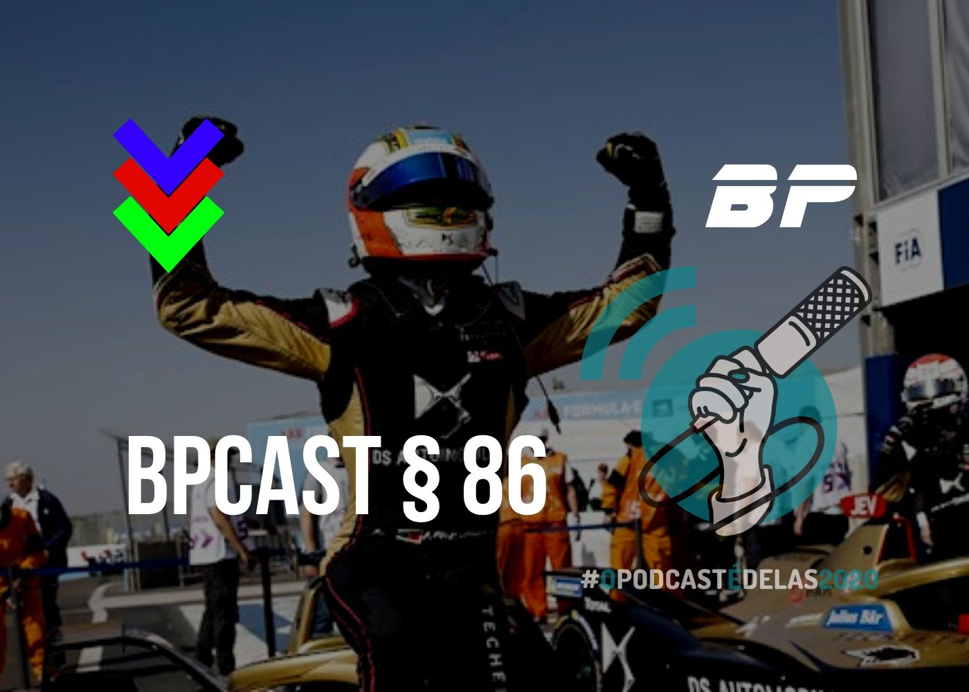 Foto de BPCast § 86 | Review do ePrix de Marrakesh da Fórmula E