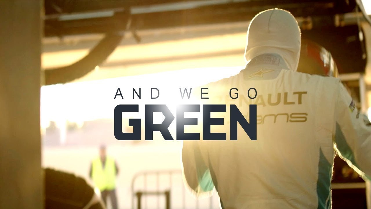 "Foto de Fórmula E vai disponibilizar o documentário ""And We Go Green"""