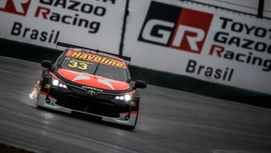 Foto de Nelson Piquet Jr dispara na ponta e vence 2ª etapa da Stock Car, disputada em Interlagos