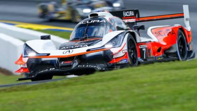 Foto de IMSA: Acura-Penske de Castroneves e Taylor supera punições e vence as 6 Horas de Road Atlanta