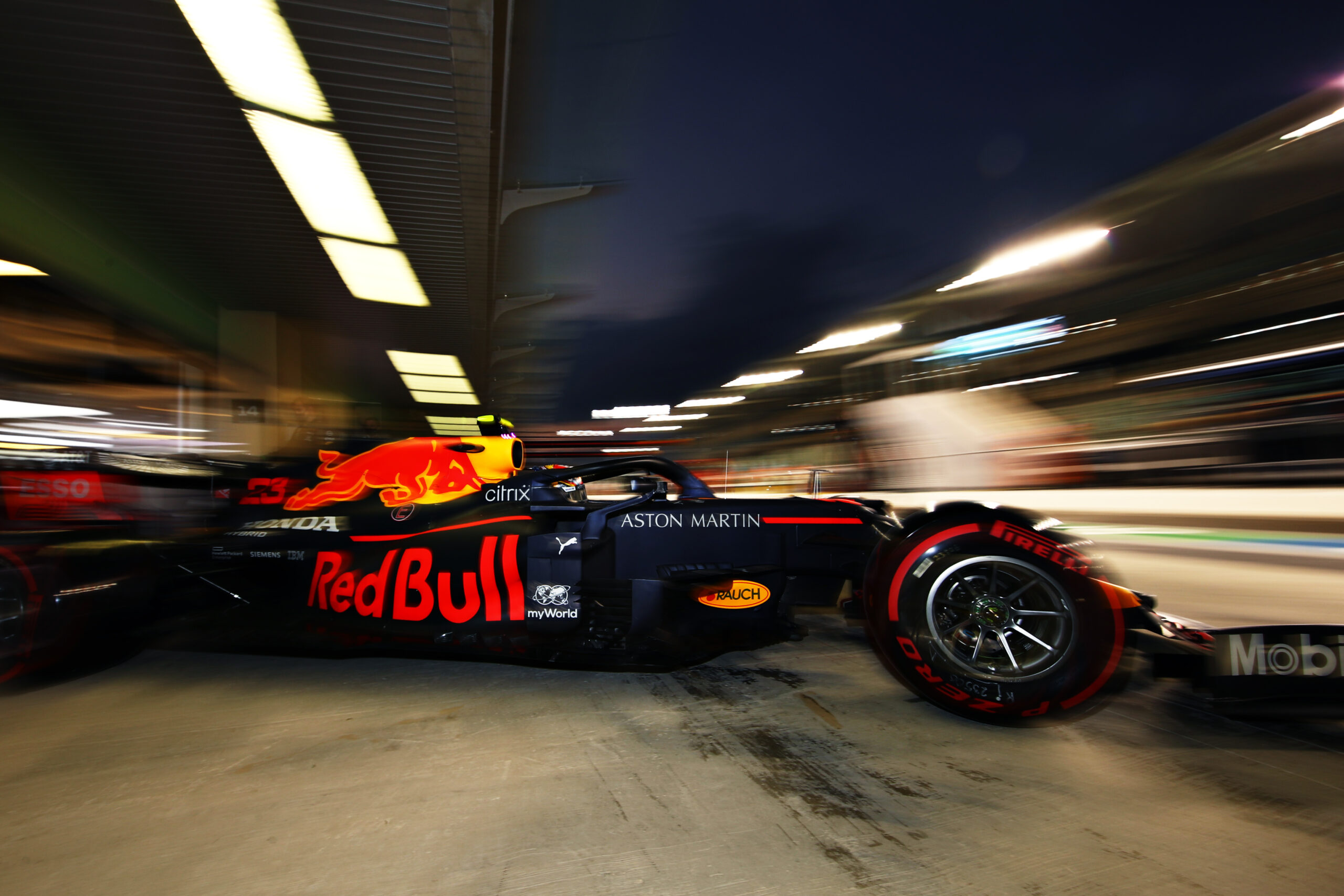 Foto de Red Bull confirma data de lançamento do RB16B