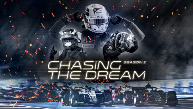 "Foto de CHASING THE DREAM – Conheça o ""Drive To Survive"" da Fórmula 2"