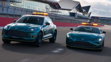 Foto de Aston Martin e Mercedes vão fornecer o Safety Car e Medical Car na temporada 2021